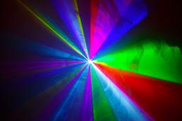 Lights To Party Sydney full colour laser