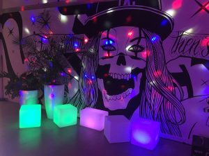 Lights To Party Sydney glow cubes
