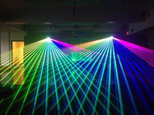 Lights To Party Sydney professional laser lights