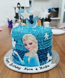NV-A-Cake Elsa cake