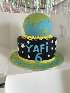 NV-A-Cake globe cake