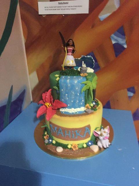 NV-A-Cake Moana cake