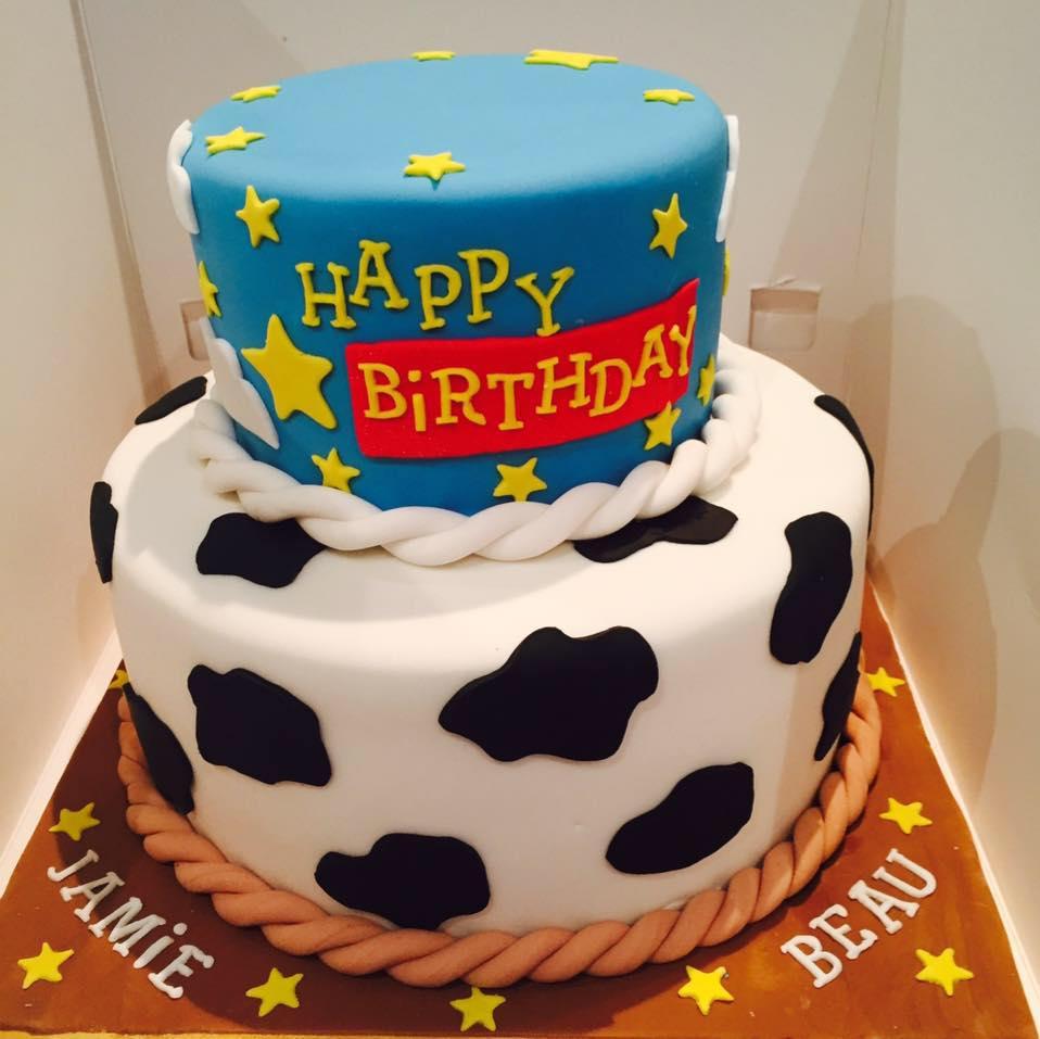 NV-A-Cake toy story cake