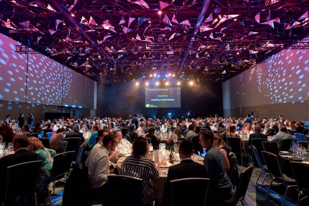 Orlando Sydney Event Photography Gala Dinner ICC Sydney Grand Ball Room