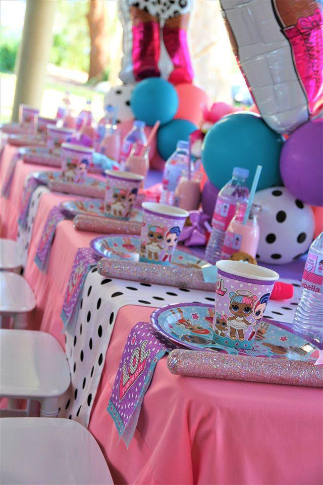 Pop The Balloon Children's Parties & Events LOL dolls