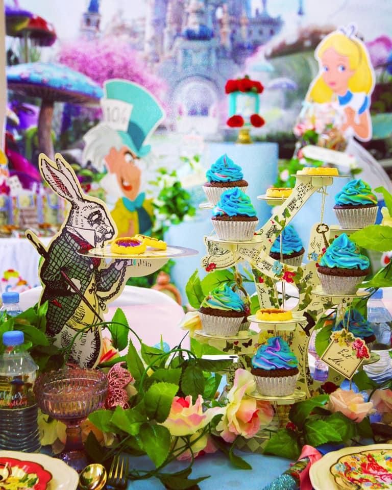 Pop The Balloon Children's Parties & Events mad hatter