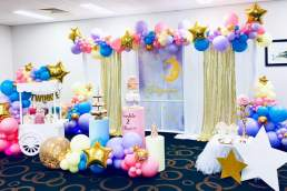 Pop The Balloon Children's Parties & Events twinkle star