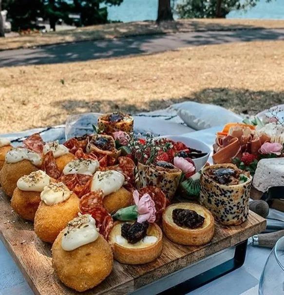 Purely Picnics Sydney platters