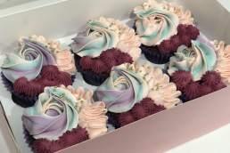 SOSOBAKED swirler cupcakes
