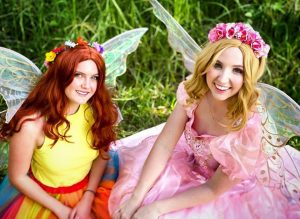 Storybook Party & Event Co fairies