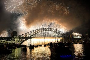 Sydney Harbour Party Boats New Years Eve 2018