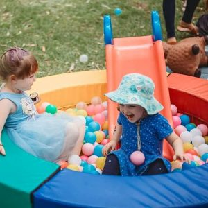 Teeny Tots Party Hire slide