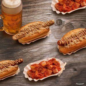 Volkswurst Sydney food options