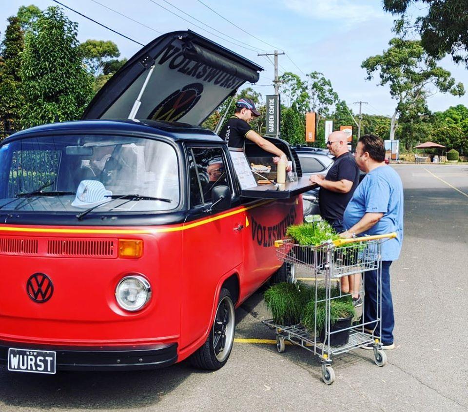 Volkswurst Sydney food truck
