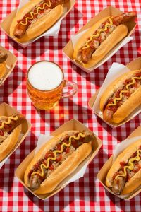 Volkswurst Sydney sausages