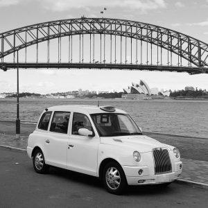Black Cab Central Harbour Bridge