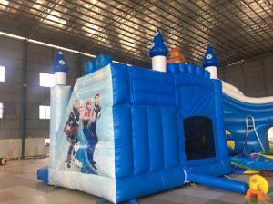 2Famous Jumping Castle Frozen castle 2