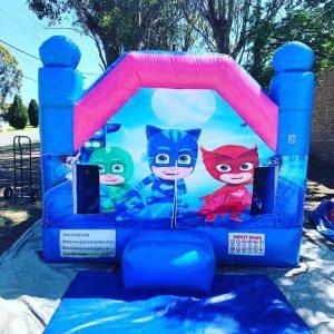2Famous Jumping Castle PJ Masks Castle