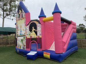 2Famous Jumping Castle princess