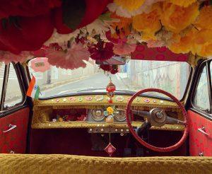 Bollywood Cars interior