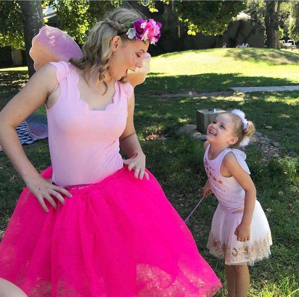 Birthday Fairy princess parties