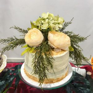 Cakes By Geegee floral cake