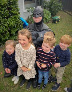 Home2Heroes Batman kids