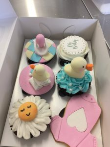 Icing On The Cake By Gay birth cupcakes