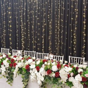 iParty Event Hire lights