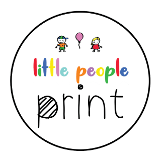 Little People Print