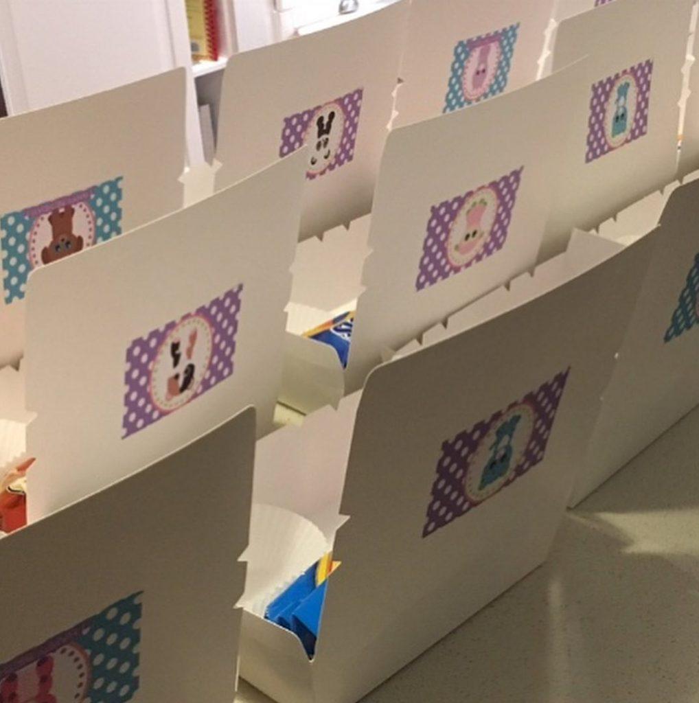 Little People Print print boxes
