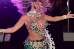 Natalia's Dance Entertainment bellydancer