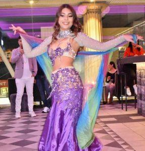 Natalia's Dance Entertainment exotic dancer