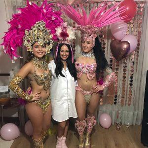 Natalia's Dance Entertainment hen's party