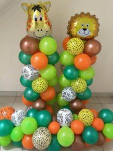 Party Hire Planet balloons