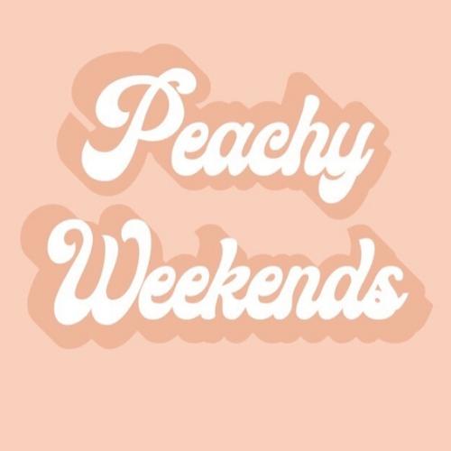 Peachy Weekends