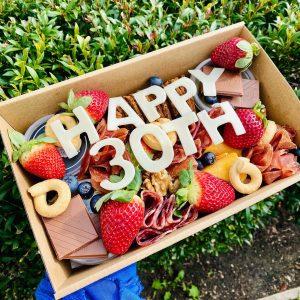 The Board & Banquet Co birthday box