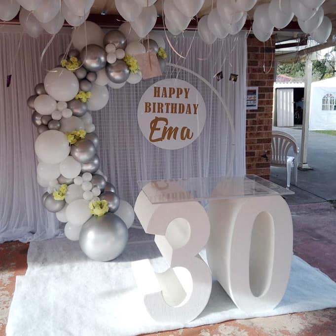 Viiga Events balloons