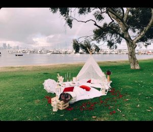 Wild At Heart Events romantic picnics
