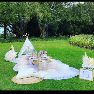 Wild At Heart Events small tent