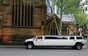 Xcite Hummer Rides church
