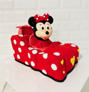 All Occassion Cakes Minnie cake