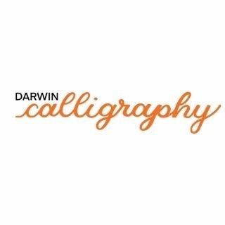 Darwin Calligraphy