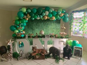 Memorable Eventz first birthday