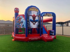 Next Level Party Hire Spiderman