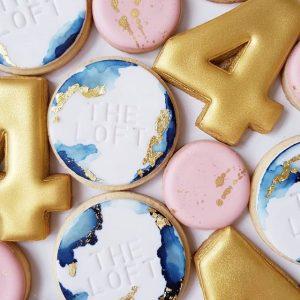 Sugar Cookie Company corporate cookies