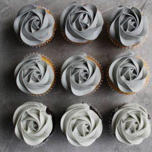 Sugar Cookie Company cupcakes