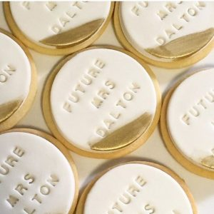 Sugar Cookie Company engagement cookies
