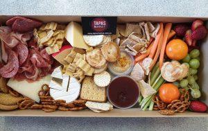 Tapas Market cheese board