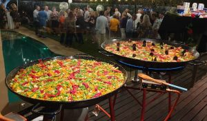 Tapas Market paella pan